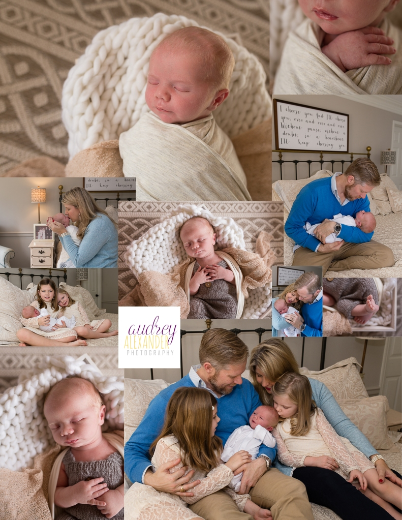Marietta Newborn Photographer Audrey Alexander Photography