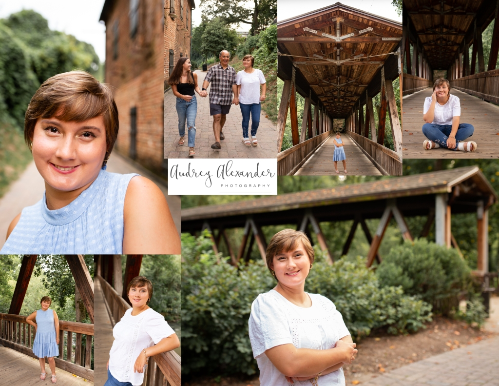 Marietta Roswell Senior Photographer Audrey Alexander Photography