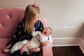 Dunwoody Newborn Audrey Alexander Photography